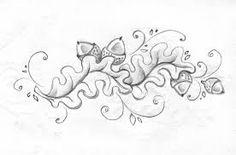 Risultati immagini per oak leaf tattoo Oak Leaf Tattoos, Oak Tree Tattoo, Vine Tattoos, Tatoos, Blatt Tattoos, Tree Wallpaper Iphone, Acorn And Oak, Leaf Drawing, Oak Leaves