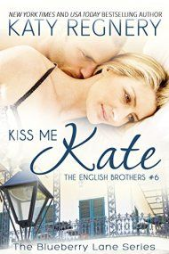 Kiss Me Kate by Katy Regnery ebook deal