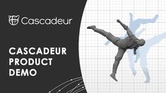 Cascadeur Product Demo 3d Software, Youtube, Commercial, Magazine, Free, Character, Ideas, Magazines, Thoughts