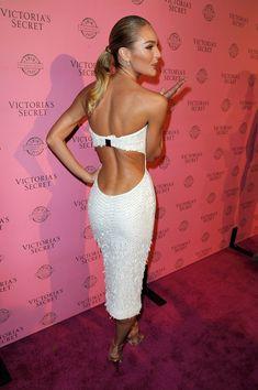 Victoria's Secret Model Candice Swanepoel's Workout