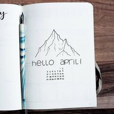 """41 Likes, 2 Comments - Hey there, I'm Linda! (@lindaplans) on Instagram: """"Hello April! Thank you for all the nice suggestions for this month's theme! I chose nature, that…"""""""