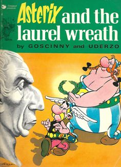 Asterix and the Laurel Wreath (1972)