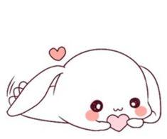 drawings of personalities Cute Bunny Cartoon, Cute Cartoon Images, Cute Love Cartoons, Cute Cartoon Wallpapers, Cute Bear Drawings, Kawaii Drawings, Kawaii Doodles, Cute Doodles, Cute Memes