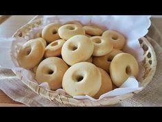 Biscotti al latte - Ricetta.it - YouTube Italian Cookies, Italian Desserts, Italian Recipes, New Recipes, Cookie Recipes, Dessert Recipes, Dessert Ideas, Joy Of Cooking, Cooking Chef