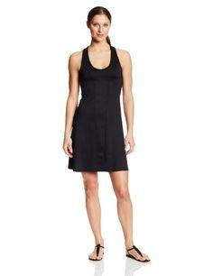 Black Summer UV Protective Women's Dress