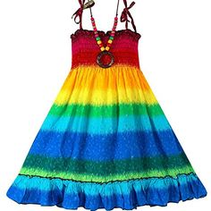Summer Style Little Girls Fashion Sleeveless Bohemian Kne... https://www.amazon.com/dp/B01FS9Z04S/ref=cm_sw_r_pi_dp_x_7HjXybT5KP976