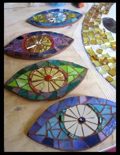 Mosaic Eyes 7/27: