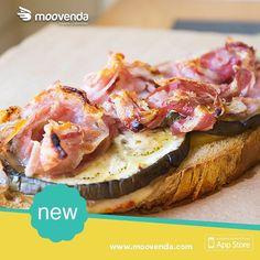 #NuovoPartner Se ami le #bruschette e la pizza con impasto a lunga lievitazione @ilsecchioelolivaro diventerà il tuo ristorante preferito  Cerca il Secchio e l'Olivaro su www.moovenda.com  te lo porteremo ovunque desideri in pochi minuti   #moovendiamo ?