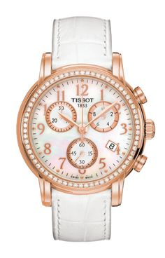 WOW look at this beautifull Ladies Tissot watch. I love it!! I want it! http://www.watchhub.co.uk/watch-brands-tissot.irc