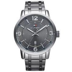 Relógio Tommy Hilfiger Masculino Aço - 1710345