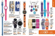 Avon #watches in the #Outlet at www.deannasbeautyonline.com.