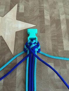 Animated Knots, Swiss Paracord, Star Wars, Bracelet Patterns, Friendship Bracelets, Survival, Stars, Craft, Rope Bracelets