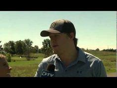Leafs Jake Gardiner & Morgan Reilly Talk Legends Charity Golf Classic  #hockey, #NHL, #golf, #charity, #Leafs, #Toronto Hockey News, Nhl News, Morgan Rielly, Charity, Toronto, Legends, Baseball Hats, Golf, Classic