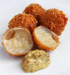 Dutch cheese croquette / bitterballen