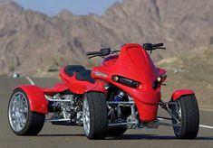 Custom ATVs | Guide to Street Quads.