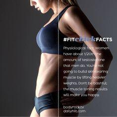 https://www.facebook.com/TheDailyHiit.LisaMarie #bodyrock #bodyrocker #dailyhiit #fitchickfacts