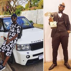 EDDY KENZO Bitter After Losing MTV Africa Gong To Casper - Uganda's Eddy Kenzo Musuza is up in arms against the organisers of the MTV Africa Music Awards