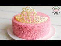 티아라는 어떻게 만들까요? 딸기치즈케이크/ Princess Strawberry cheesecake - YouTube Strawberry Cakes, Strawberry Cheesecake, French Apple Cake, Buttercream Recipe, Cake Tutorial, Cheesecakes, Food Hacks, Vanilla Cake, First Birthdays