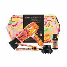 Amika Go Go Travel Set Amika's Go Go Travel Set has everything you need to achieve flawless hair on the road. They may be small, but these travel-friendly tools pack a powerful punch: Beauty Essentials, Travel Essentials, Beauty Tips, Beauty Stuff, Best Affordable Hair Dryer, Hair Dryer Brands, Ionic Hair Dryer, Love Your Hair, Travel Set