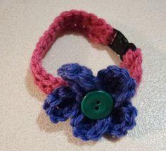 Items similar to Crochet dog cat collar- pet accessories on Etsy Flower Crochet, Cat Collars, Pet Accessories, Pretty Flowers, Fur Babies, Your Pet, Dog Cat, Crochet Necklace, Middle