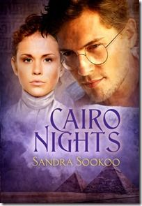 Cairo Nights by Sandra Sookoo reviewed by J9