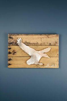 Duck Landing Reclaimed Wood