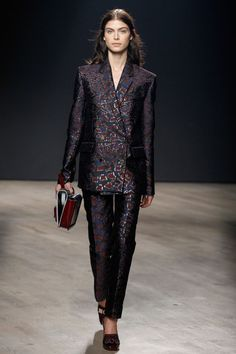 Mary Katrantzou Fall 2014 – Vogue