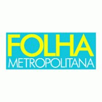 Folha Metropolitana Logo. Get this logo in Vector format from https://logovectors.net/folha-metropolitana/
