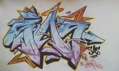 Sketch to SAS #wildstyle #lagloriaesdeDios  #shadowghiphope21