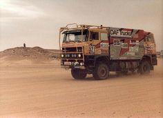 1984 DAF 3300