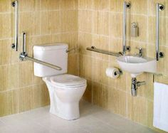 Handicapped Bathroom Equipment | Accessible and ADA Compliant ...