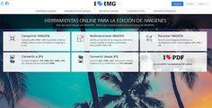 AYUDA PARA MAESTROS: I love IMG - Para transformar y editar imágenes online