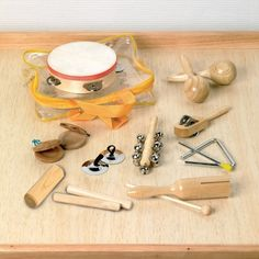 Musical Set - 10 Piece Percussion
