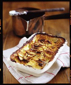 As well being the perfect side dish with a roast, this celeriac and potato dauphinoise recipe is just as satisfying served as a vegetarian main course with a salad.