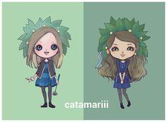 volpine | catamariii.tumblr.com