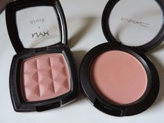 MAC Powder Blush Drugstore Dupe | Makeup Tutorials http://makeuptutorials.com/mac-drugstore-makeup-dupes