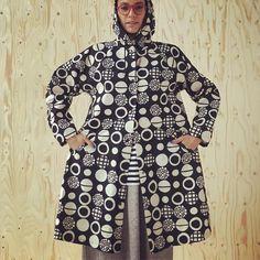 "10 Likes, 1 Comments - Monica Ekervik Hedman (@busiga) on Instagram: ""New raincoat out feb. Thank @springstudios @fotografannakern @annabergstrand58 @sannarileymakeup…"""