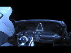 Elon Musk's Falcon Heavy Rocket Roars Into Orbit Blasting David Bowie's 'Space Oddity' | Billboard