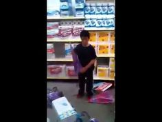 Little Hellion Goes on Over Three-Minute Rampage Terrorizing a Store — Until One Person Gets Fed up and Does the Right Thing | Video |   I WOULD HAVE BEAT HIS _____ AND THEN HE WOULD HAVE STAYED UNTIL EVERYTHING WAS PUT BACK EXACTLY HOW AND WHERE IT WAS!!! DON'T CARE HOW LONG IT TOOK..... PERIOD!!!
