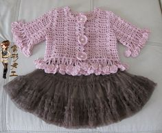 A few ideas of child jacket on one basis. Comments: LiveInternet - Russian Service Online Diaries