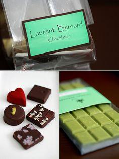 Laurent Bernard Chocolatier | Flickr: Intercambio de fotos