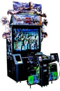 We are the manufacturer supplier, sale and export of all types of game machines like shooting, racing, amusement video arcade game in China. All of our products obtained ISO9001-2000, GB/T9001-2000 and based on the certificate of CE, ROSH, SGS. Video Game Machines, Typing Games, Shooting Games, Arcade Games, Certificate, Racing, China, Products, Shooter Games
