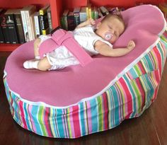 She looks so comfortable in her very own Mini Beanz Stripey Pink Bean Bag! Pink Bean Bag, Bean Bag Design, Cute Babies, Baby Kids, Kids Bean Bags, Different Styles, Your Child, Bean Bag Chair, Kids Rugs