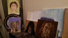 Auto portraits
