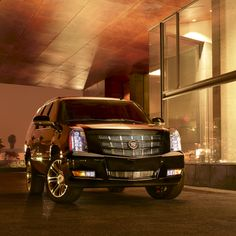"""The definition of """"Never leaving well enough alone."""" The #Cadillac #Escalade."""