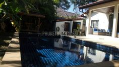 Hot sale ! This pool villa located in Bangtao nearby Saitaan Project just 5 minutes drive to Banyan Golf Course and Spas, shops and various restaurants.  This villa has no furniture include with the special rates. The house structure built very strong with good qaulity matterials, from the high fense meet 2 car parking area, tropical flower garden. http://phuketbuyhouse.com/4274/villa-house-in-bang-tao-13500000-thb