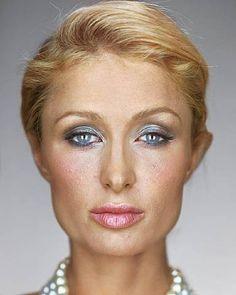 Paris Hilton by Martin Schoeller