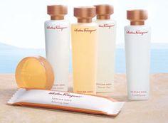 Waldorf Astoria announces Ferragamo custom toiletries worldwide. More at: www.coverlookcollection.com
