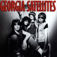 "USED VINYL RECORD 12 inch 33 rpm vinyl LP Released in 1986, Georgia Satellites is the first album released by The Georgia Satellites. It contains their biggest hit, ""Keep Your Hands to Yourself"" which"