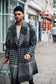 Street Style. Photo by Giuseppe Santamaria.  menswear mnswr mens style mens fashion fashion style streetstyle